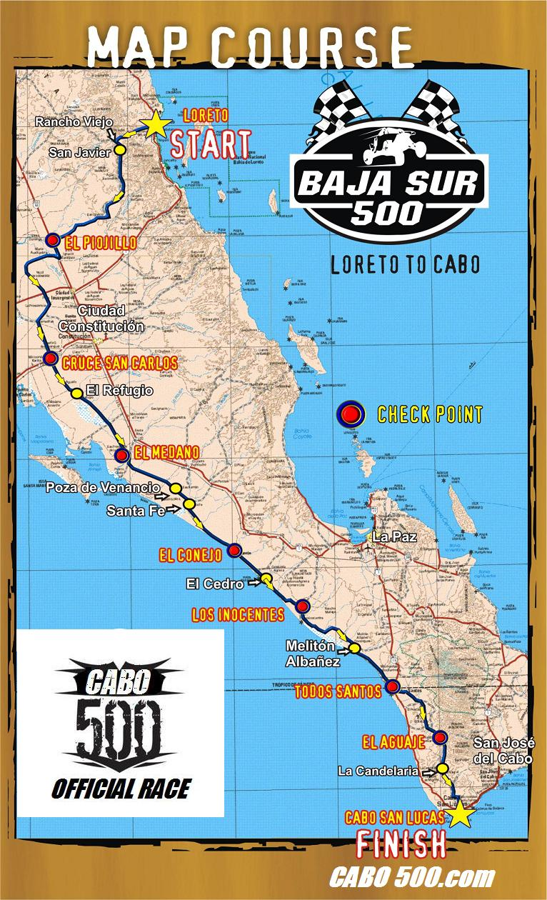 Baja Racing News Live Race Reporting