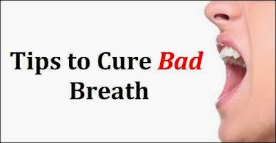 Tips Menghilangkan Bau Mulut Yang Tak Sedap