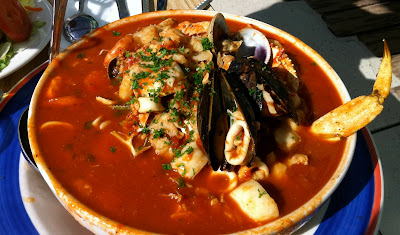 Why You Need Zinc with Oyster Cioppino Recipe
