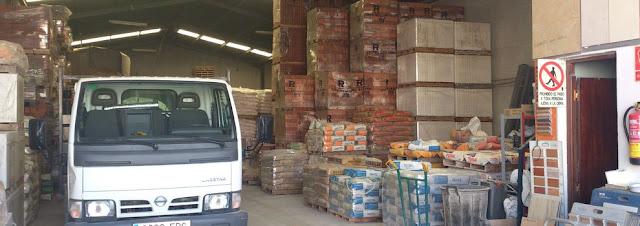 empresa materiales de construccion en malaga