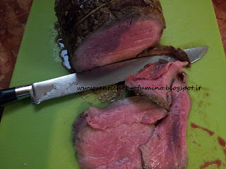 Roast Beef , magro di vitello
