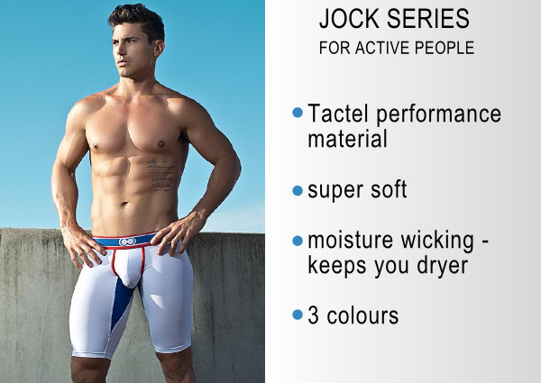 2EROS underwear - Jock Series