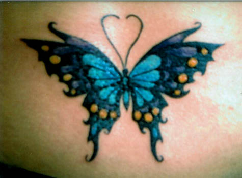 free amazing styles tattoo designs for women butterflies tattoos. Black Bedroom Furniture Sets. Home Design Ideas