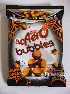bubbly chocolates halloween limited edition