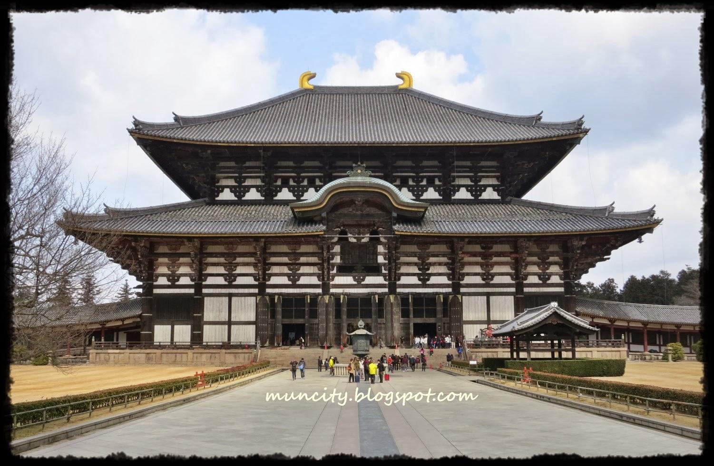Lalalaland...: Nara : Todai-ji