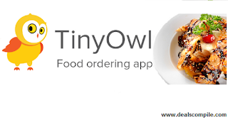 TinyOwl Food Ordering Rs. 150 TinyOwl Credits on Rs. 150 order + 50% PayTm Cashback