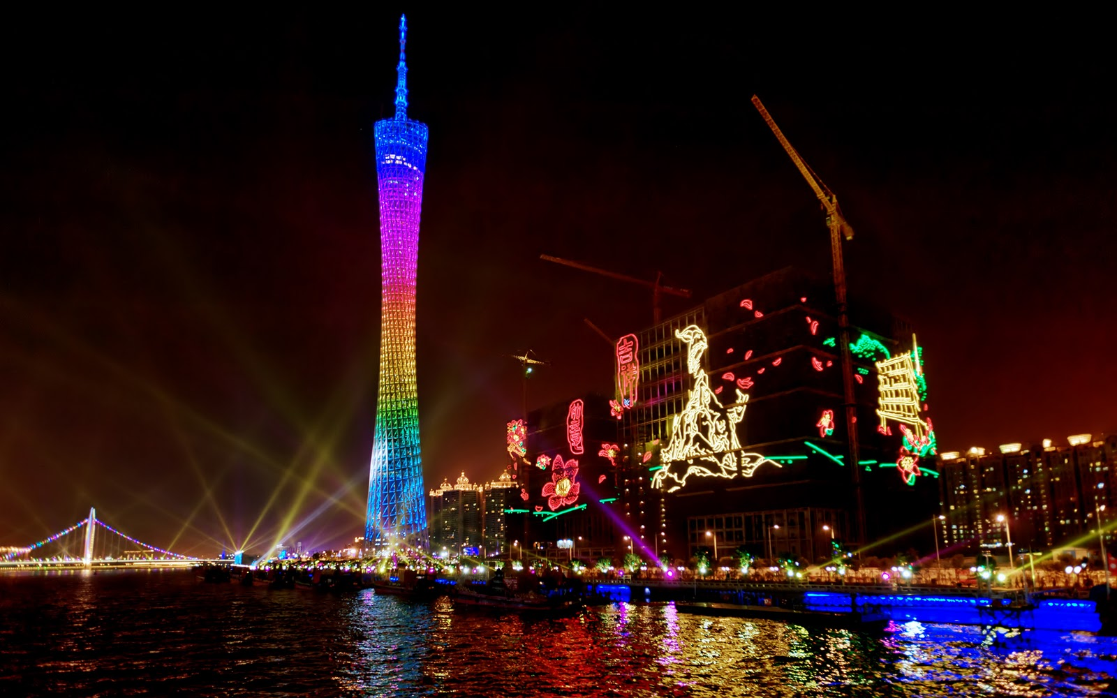 Yangzhou China  city pictures gallery : Грандиозные сооружения человечества ...