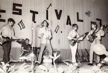 Los primeros Grupos de Música Rock en Sanlúcar la Mayor