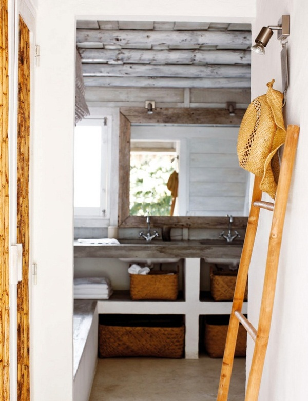 bathroom cabin