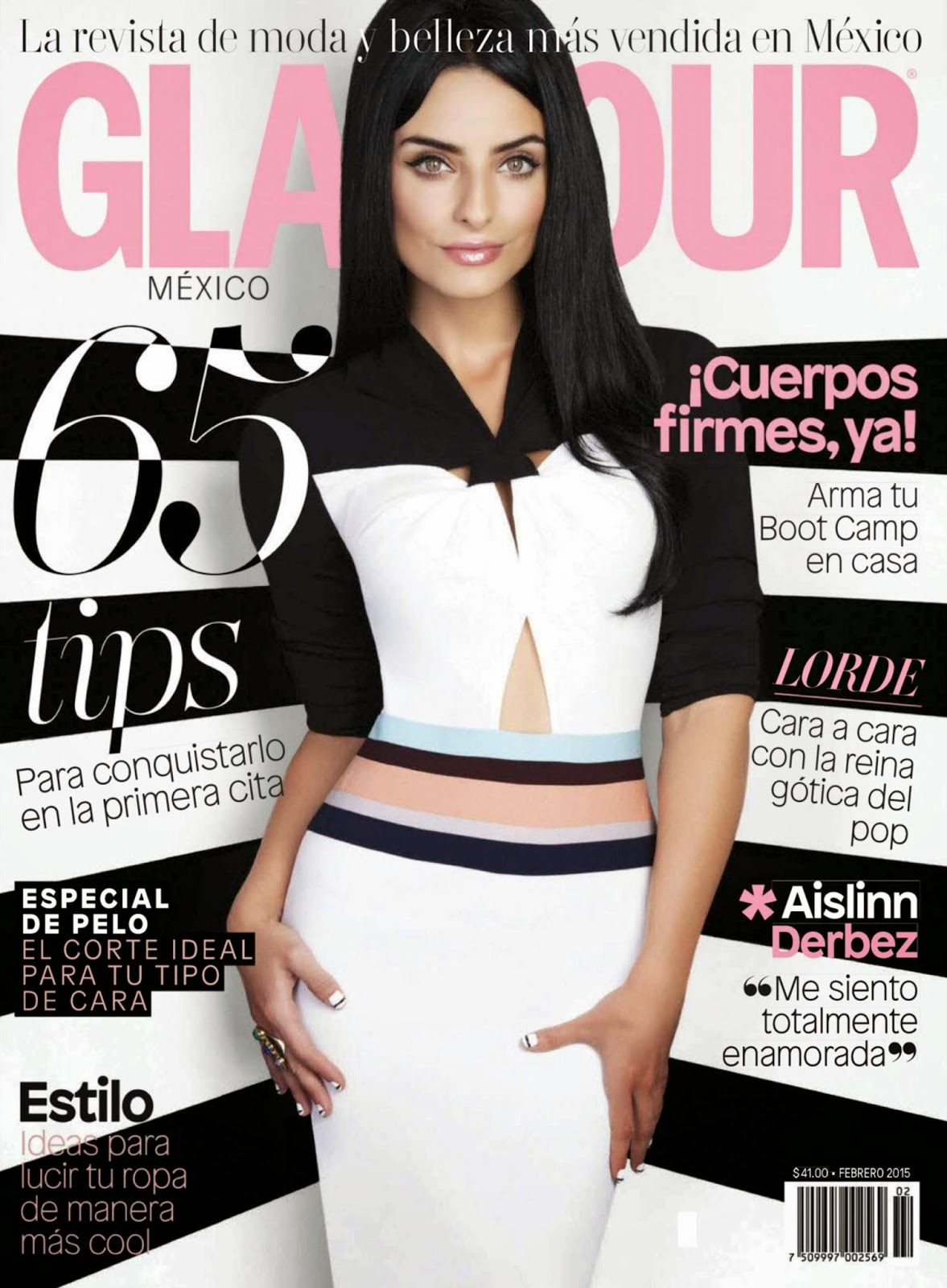 Aislinn Derbez for Glamour, Mexico