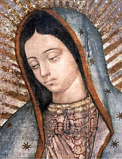 Virgen de guadalupe - Images of la virgen de guadalupe ...