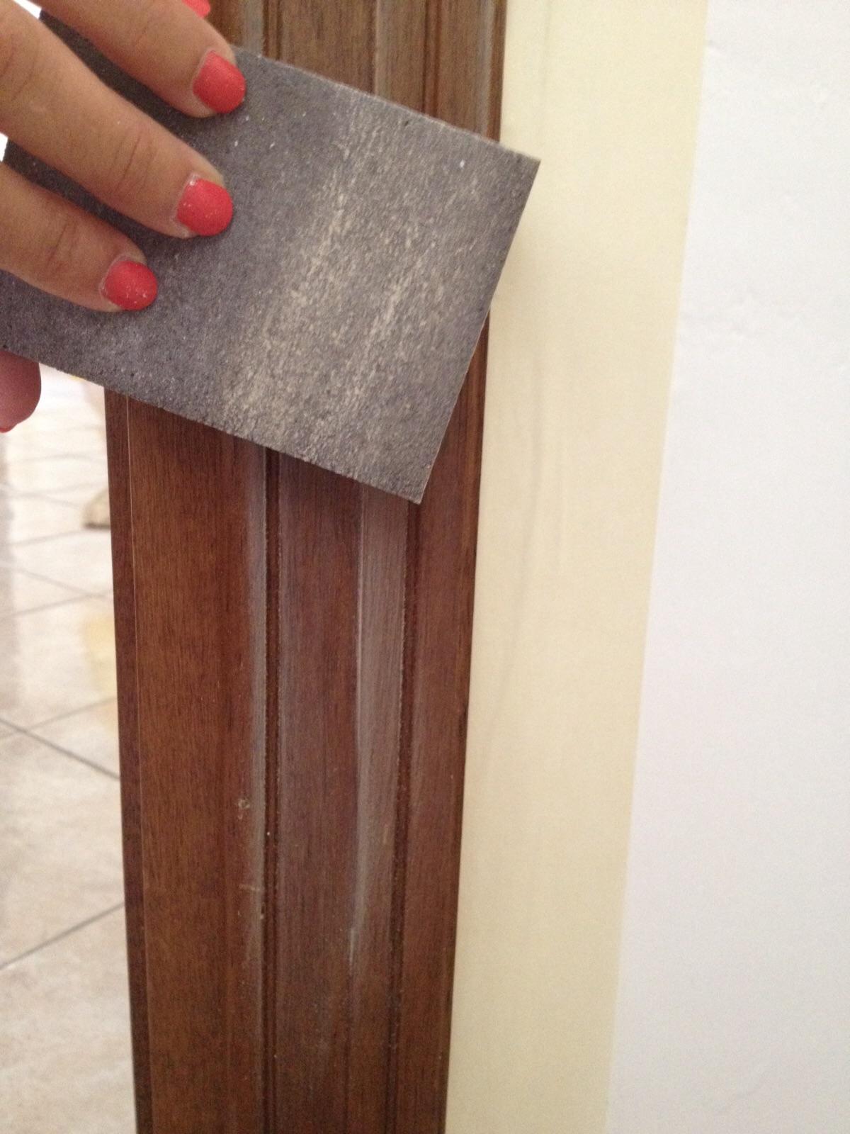 Verniciare porte senza carteggiare tavolo consolle allungabile - Verniciare porte in legno ...