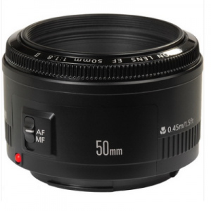 eBay: Buy Canon Lens EF50mm F/1.8 II at Rs.6291