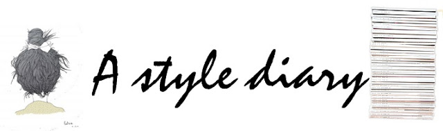 A style diary