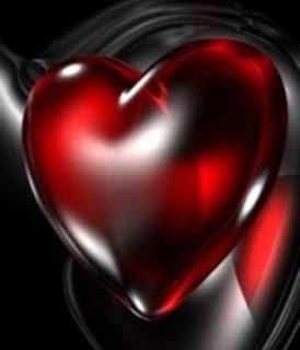 beautiful 3d love heart - photo #15