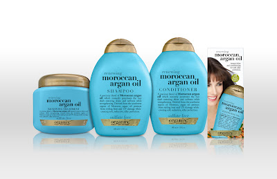Organix+Argan+Oil+Collection Organix Renewing Moroccan Argan Oil Collection