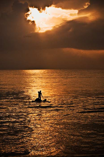 The Fisherman…