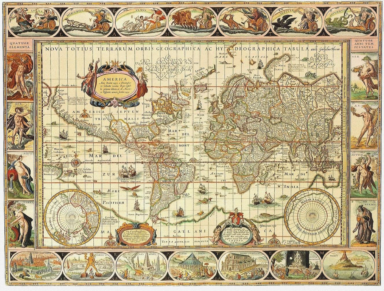 Artyma a mapas motos y cosas de escritorio - Laminas antiguas para cuadros ...