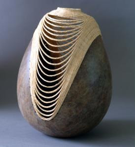 Terrol Dew Johnson -Bronze Basket - Photo Credit, Terrol Johnson