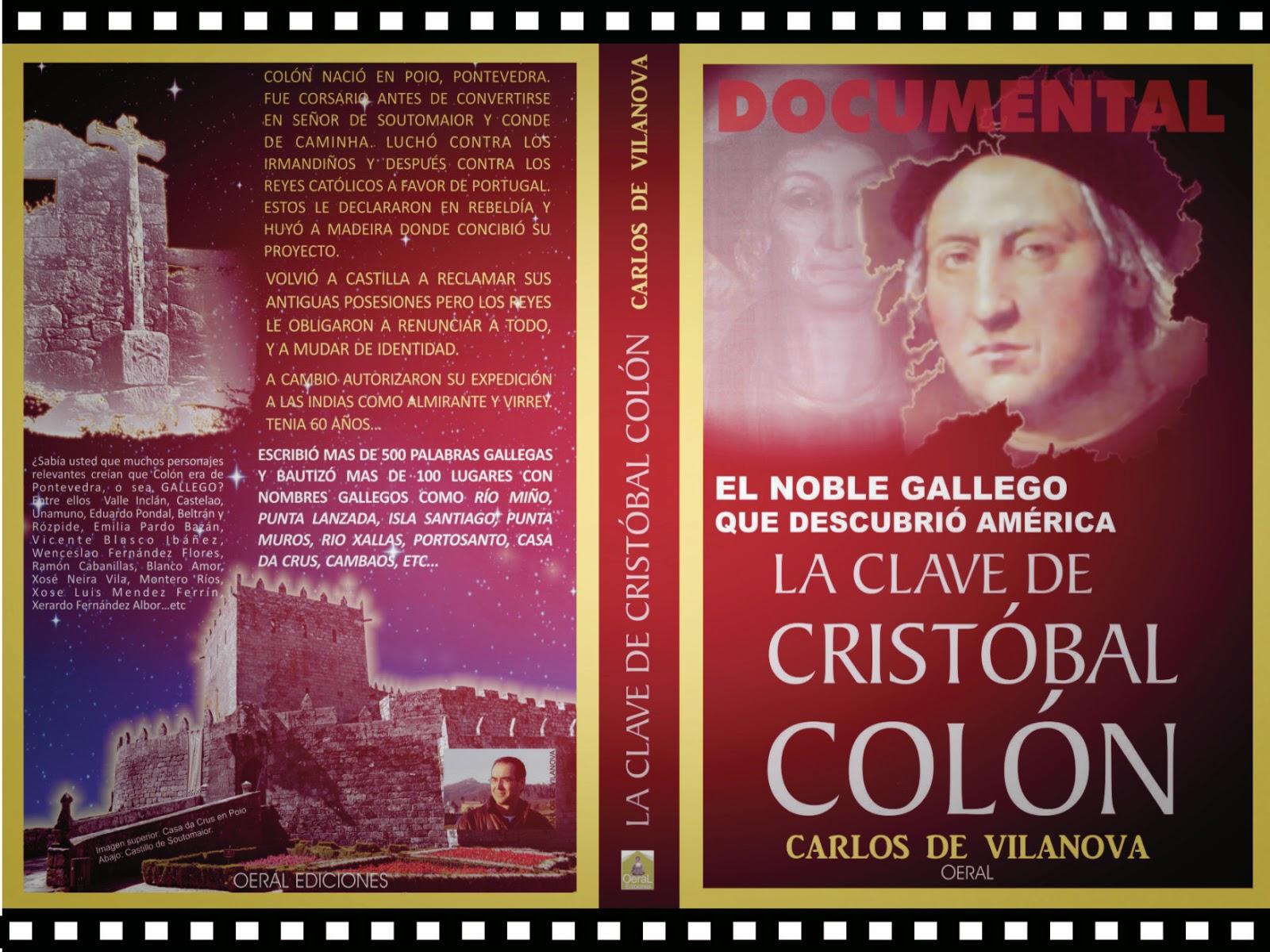 La clave de Cristóbal Colón, el noble gallego que descubrió América