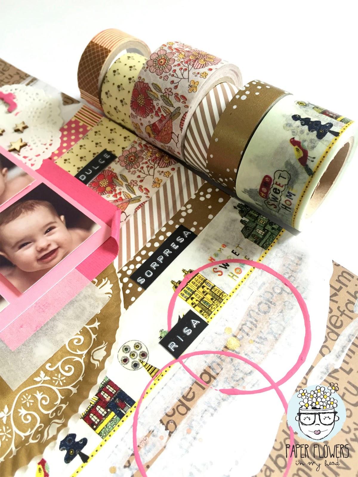layout washi tape