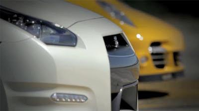 Nissan GTR VS Porsche 911