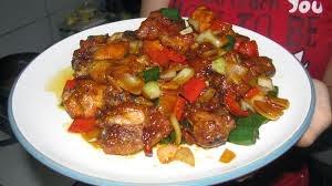 resep ayam ya+ng mudah d+a+n cara pembuatannya,ayam teriyaki,