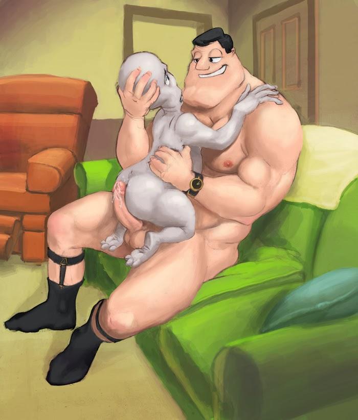 Roger smith american dad stan gay
