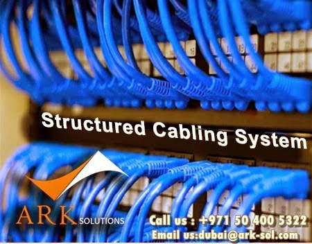 structured cabling system in UAE