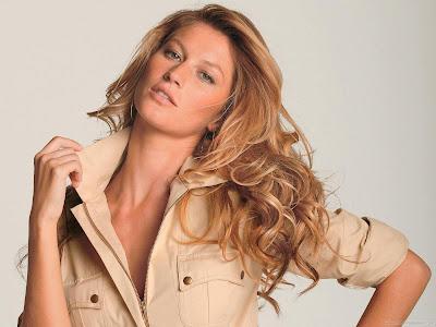 Gisele Bundchen Actress and Model Latest Photo Shoot Wallpaper