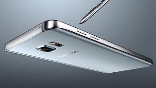 Samsung Galaxy Nore 5 - Fitur S Pen Canggih