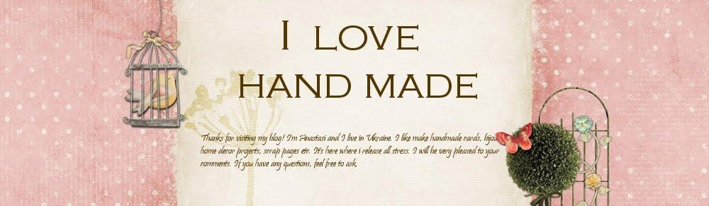 I ♥ handmade