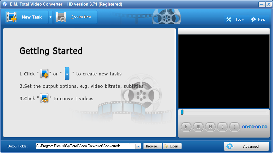 E.m total video converter 3.71 portable