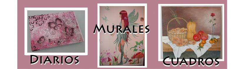 Diarios, Murales y Cuadros