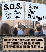 Strange Days Beer Fest