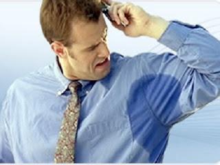 penyebab keringat berlebih dan cara mengatasi keringat berlebihan