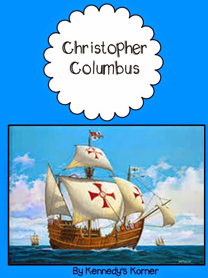 http://www.teacherspayteachers.com/Product/Close-Read-Christopher-Columbus-Craftivity-included-1457971