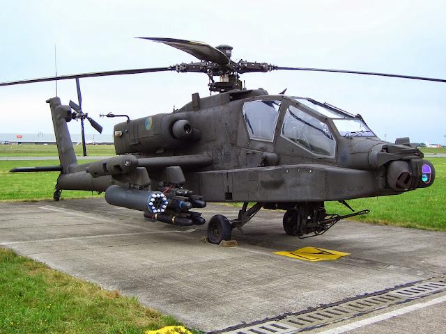RNLAF AH-64 Apache