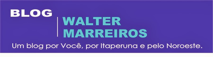 Blog Walter Marreiros