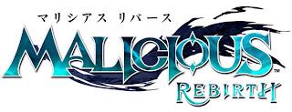 malicious rebirth logo Malicious Rebirth   Logo & Debut Trailer