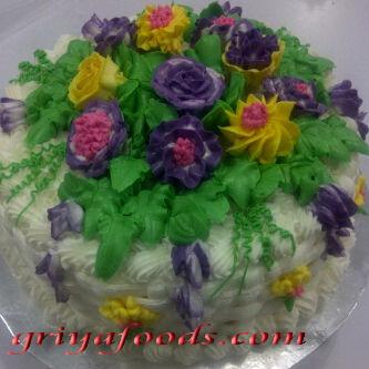 cara buat fondant cake ideas and designs