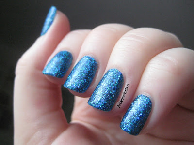 China Glaze Cirque Du Soleil Collection Water