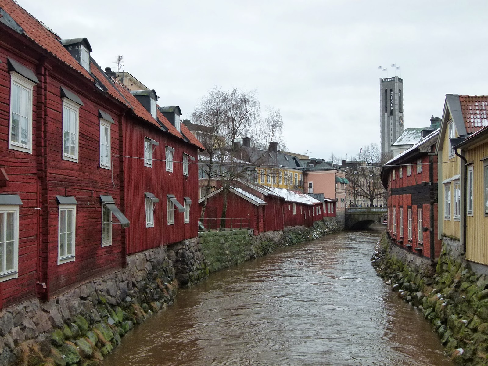 typical swedish town västerås
