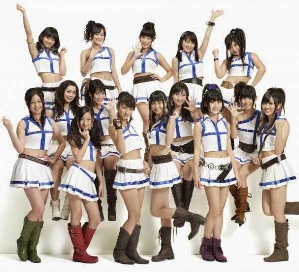 Girlband Idoling