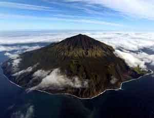 Pulau Tristan da Cunha