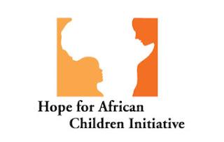 logo da ONG Hope for Africa