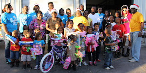 "Children With A Vision 2011 ""Toys 4 Tots Giveaway"