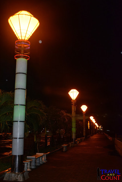 Puerto Princesa Baywalk