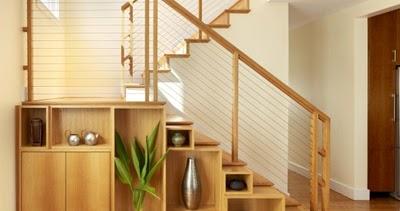 rumah kalbu: menata ruang di bawah tangga