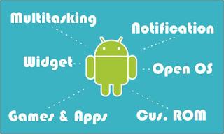 Beberapa Kelebihan Android Dari IOS Atau Iphone